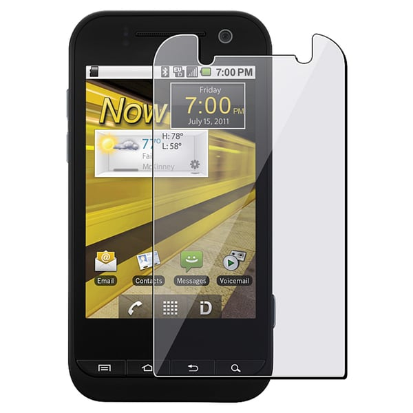 BasAcc Screen Protector for Samsung© Conquer 4G SPH-D600