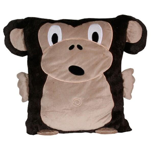 Monkey Animal 18x22-inch Pillow