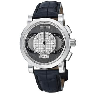 5a67465c3 Grey Men's Watches | Find Great Watches Deals Shopping at Overstock