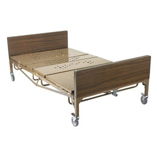 Split Pan Full Electric Bariatric Hospital Bed