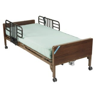 Drive Medical Delta Ultralight Semi-Electric Bed with Easy-to-Use Controls