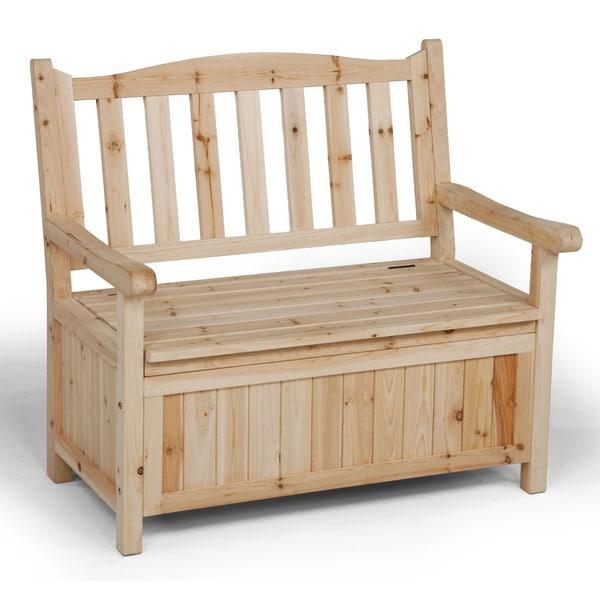 Jennings Storage Bench