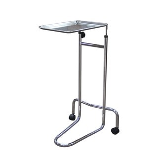 Drive Medical Mayo Double Post Instrument Stand