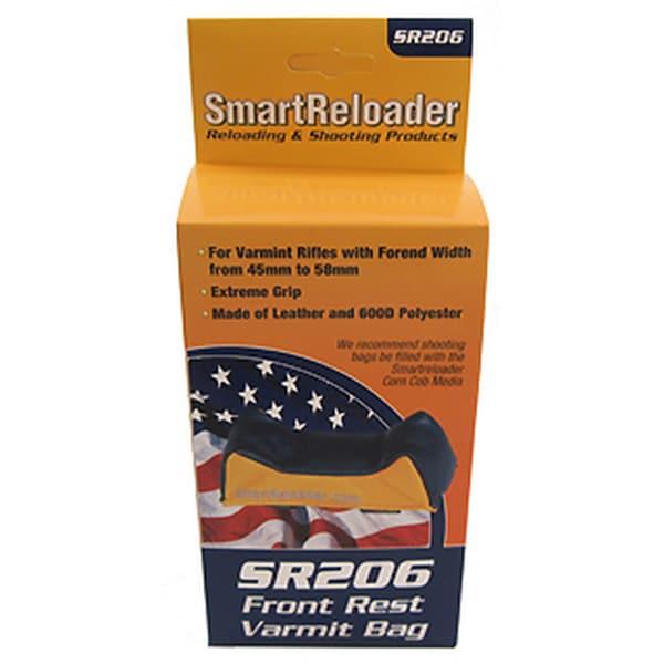 SmartReloader SR206 Front Rest Unfilled Shooting Bag