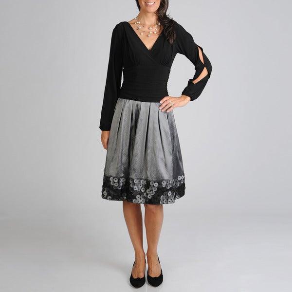 S.L. Fashions Women's Fashion Party Dress