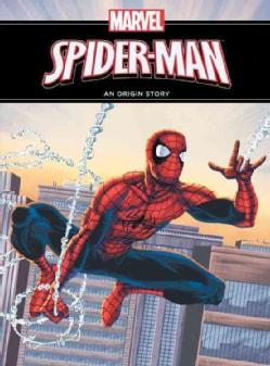 Spider-Man: An Origin Story (Hardcover)