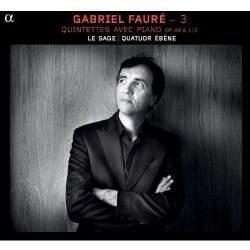 Eric Le Sage - Faure: Piano Quintets Opp. 89 & 115
