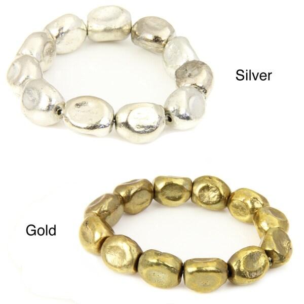 Pebbles Stretch Bracelet (India)