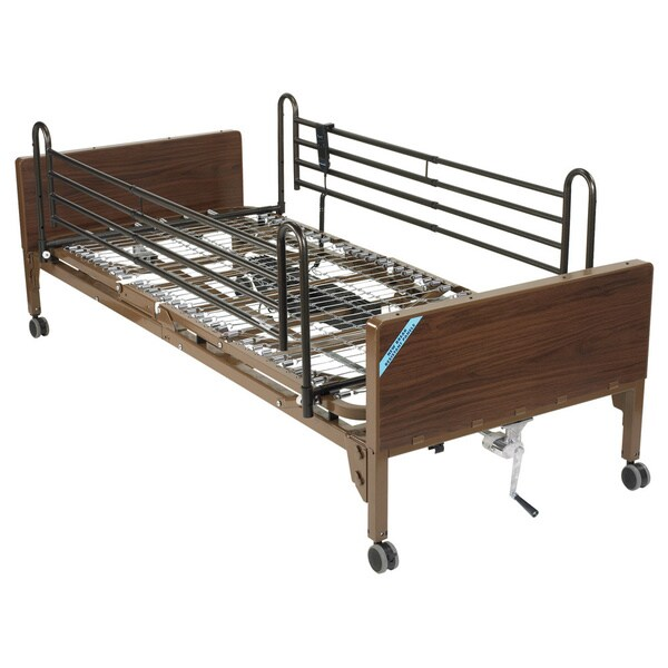 Delta Ultra-Light Full-Size Adjustable Electric Low Bed