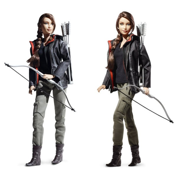 Barbie Collector Katniss Everdeen Hunger Games Doll