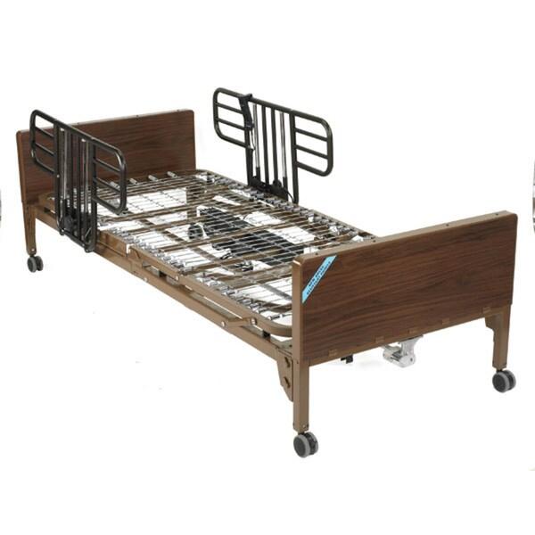 Drive Medical Delta Ultra Light Semi Electric Bed