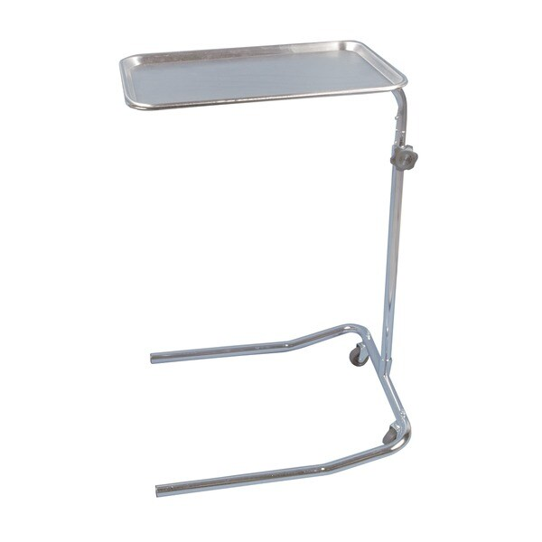 Drive Medical Mayo Single Post Instrument Stand
