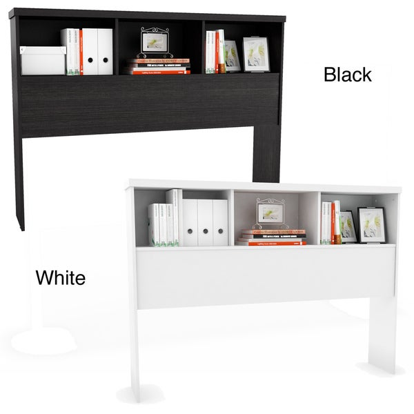Sonax Willow Queen-size Bookcase Head Board