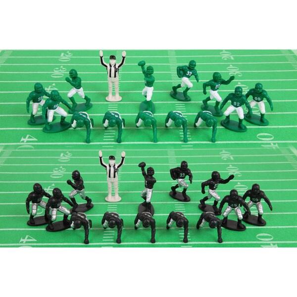 Kaskey Kids Football Guys (Green vs Black)