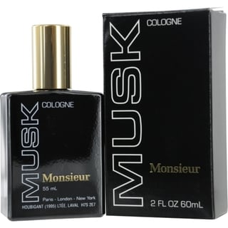 Dana Monsieur Musk Men's 2-ounce Cologne Splash