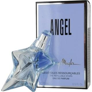 Thierry Mugler 'Angel' Women's .5-ounce Eau de Parfum Spray Refillable