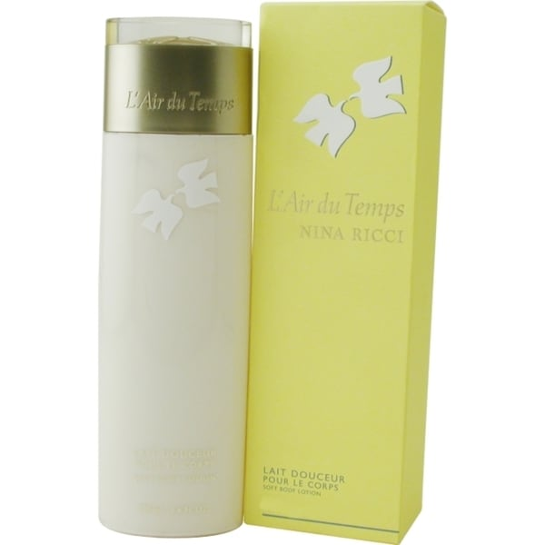 Nina Ricci L'Air du Temps Women's 6.8-ounce Body Cream