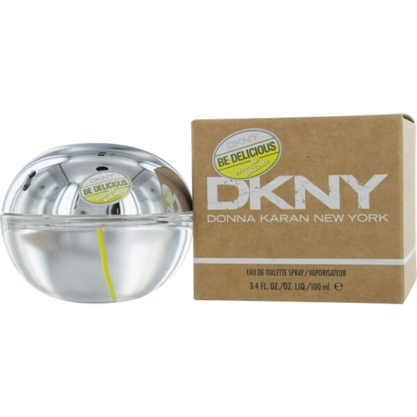 DKNY Be Delicious Women's 3.4-ounce Eau de Toilette Spray