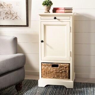 Safavieh Cape Cod Cream 2-drawer Tall Storage Unit