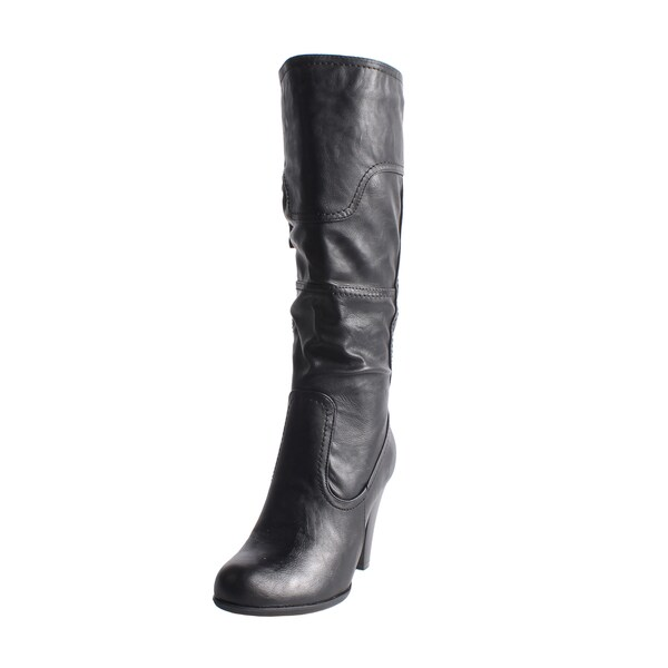 Blossom by Beston Women's 'Dove-2' Knee High Boots