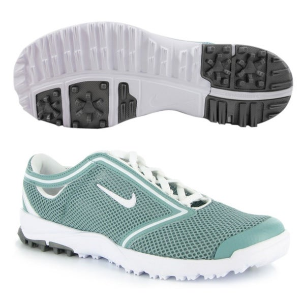Nike Women's Air Summer Lite Cannon/ White Golf Shoes