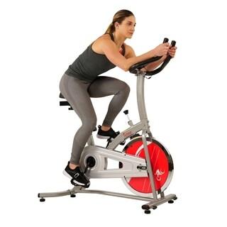 Sunny Health & Fitness SF-B1203 Indoor Cycling Bike - grey