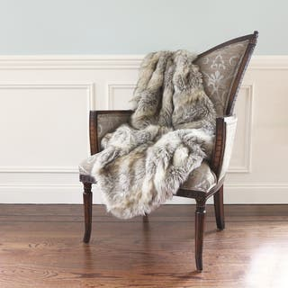 Aurora Home Wild Mannered Luxury Long Hair Faux Fur Throw Blanket https://ak1.ostkcdn.com/images/products/7278785/P14754633.jpg?impolicy=medium
