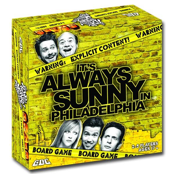 It's Always Sunny in Philadelphia Game