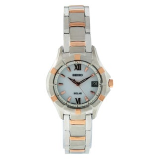 Seiko Women's Classic Stainless Steel Watch