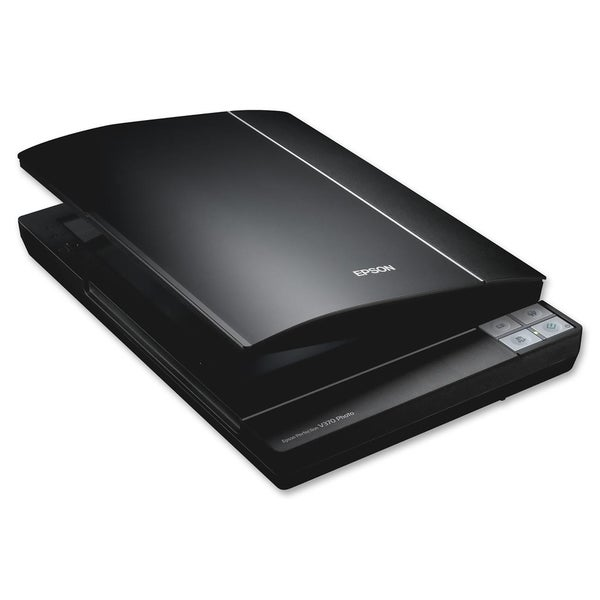 Epson Perfection V370 Flatbed Scanner - 4800 dpi Optical
