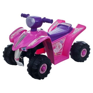 Link to Ride On Toy Quad, Battery Powered Ride On Toy ATV Four Wheeler by Lil' Rider Similar Items in Bicycles, Ride-On Toys & Scooters