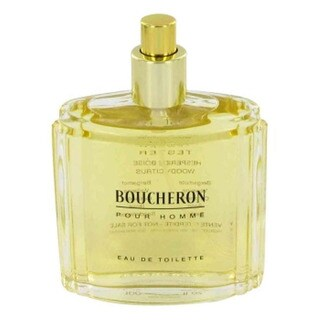 Boucheron Men's 3.4-ounce Eau de Toilette Spray (Tester)