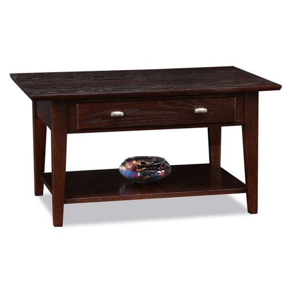 Favorite Finds Drawer Coffee Table