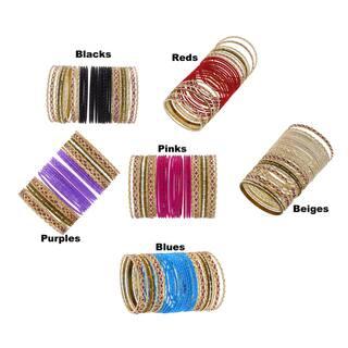Nexte Jewelry 26-piece Stackable Bracelet Sets|https://ak1.ostkcdn.com/images/products/7280197/7280197/Nexte-Jewelry-26-piece-Stackable-Bracelet-Sets-P14755739.jpg?impolicy=medium