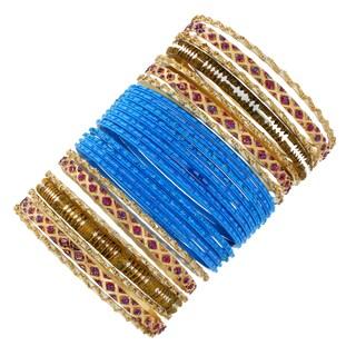 Nexte Jewelry 26-piece Stackable Bracelet Sets