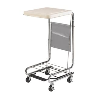 Drive Medical Hamper Stand with Poly Coated Steel