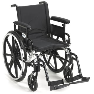 Viper Plus GT Wheelchair with Flip-back Adjustable Arms