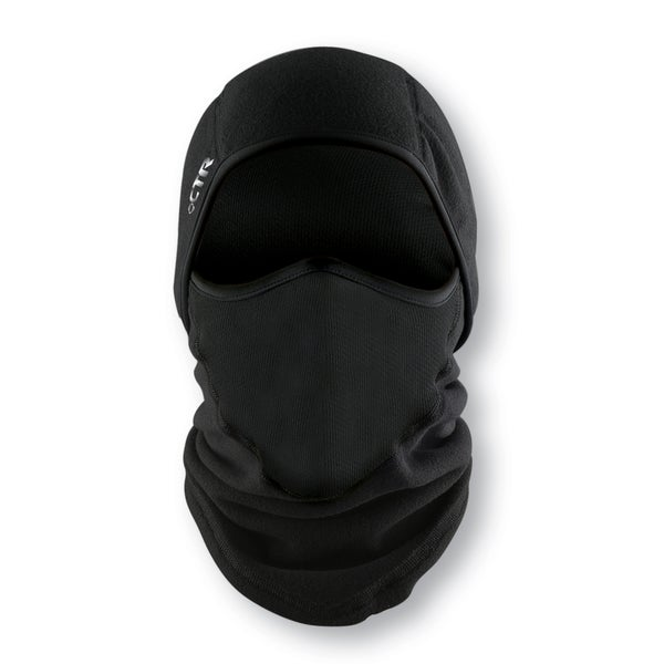 Stretch Micro Fleece Junior's Multi Tasker Black Balaclava