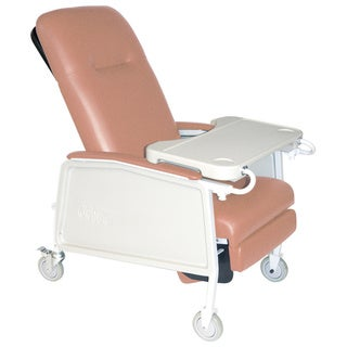 Drive Medical 3-position Heavy Duty Bariatric Geri Chair Recliner