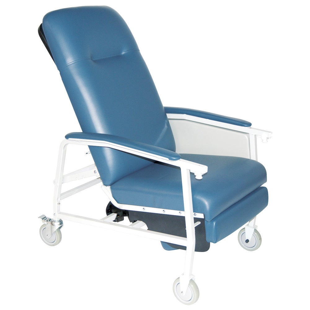 Drive Medical 3-position Heavy Duty Bariatric Geri Chair ...