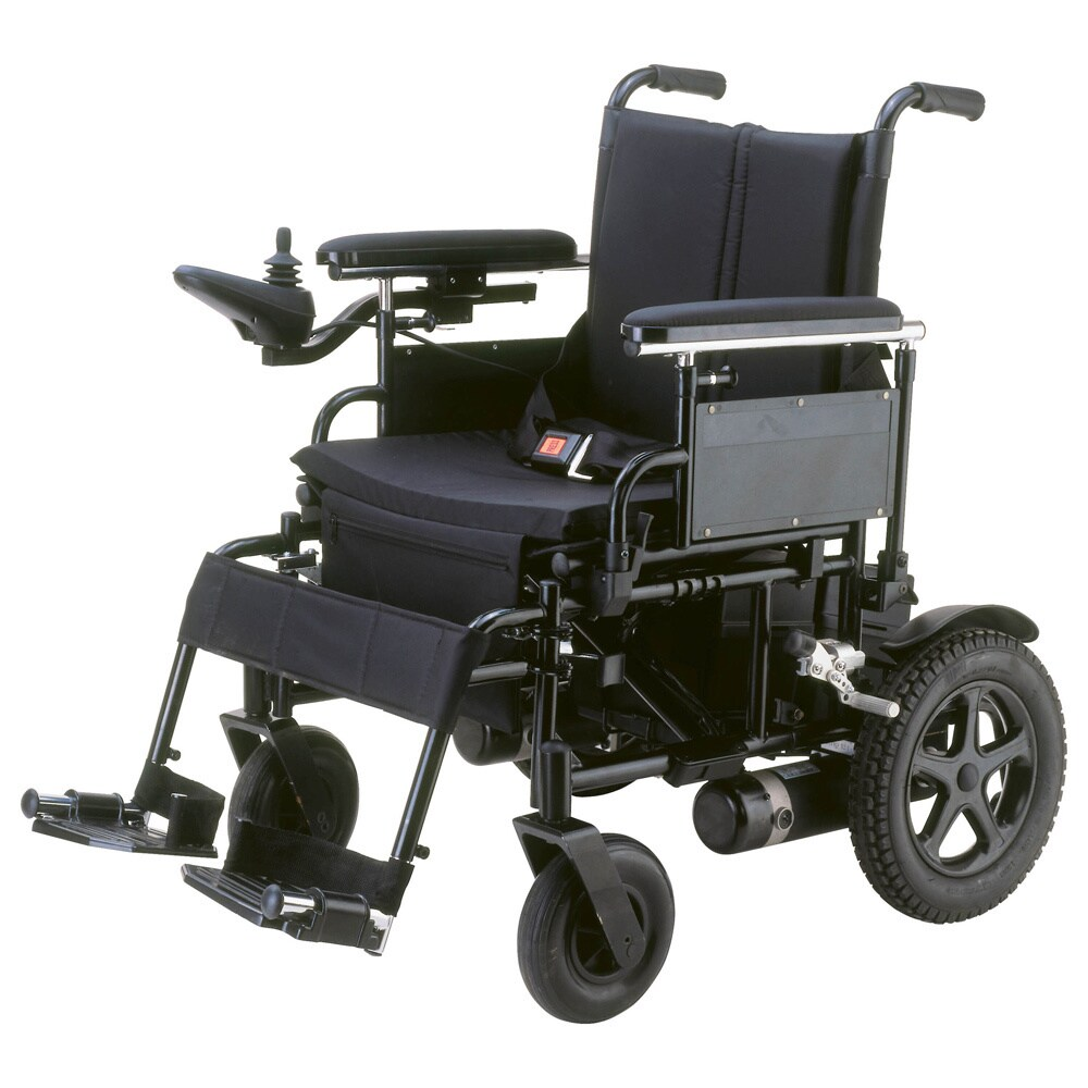 Drive Medical Cirrus Plus Folding Power Wheelchair with F...