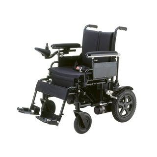 Cirrus Plus Folding Power Wheelchair with Footrest/