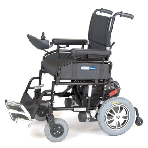 Wildcat Folding Power Wheelchair