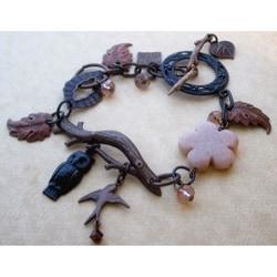 Nature's Calling Vintage Bracelet