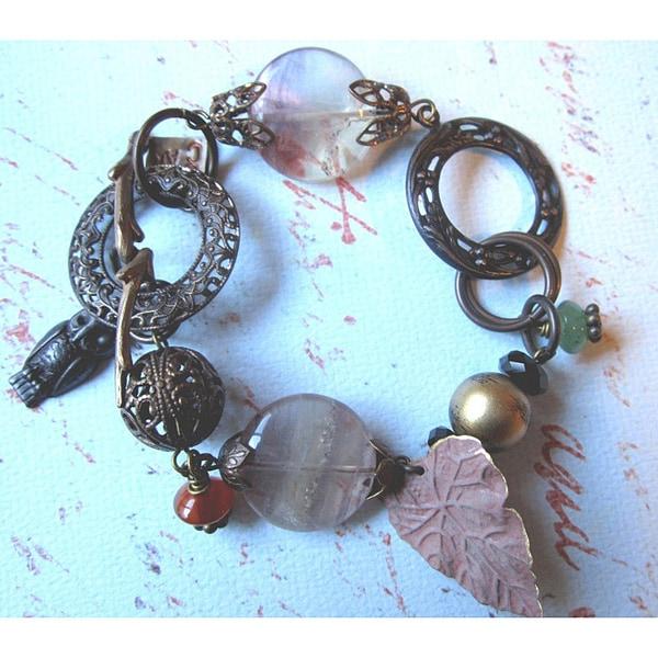 Vintage Rustic Medley Bracelet