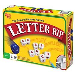 University Games Letter Rip