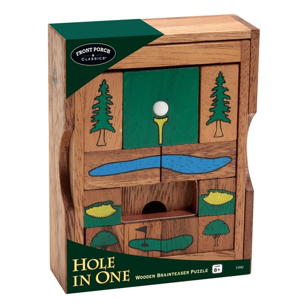 Hole in One Brainteaser Puzzle