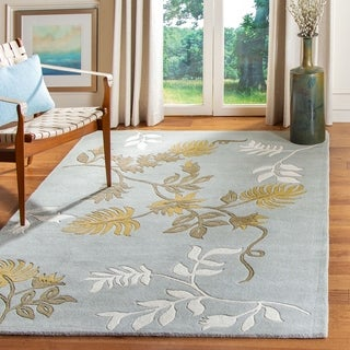 Safavieh Handmade Soho Mercan Twigs N.Z. Wool Rug