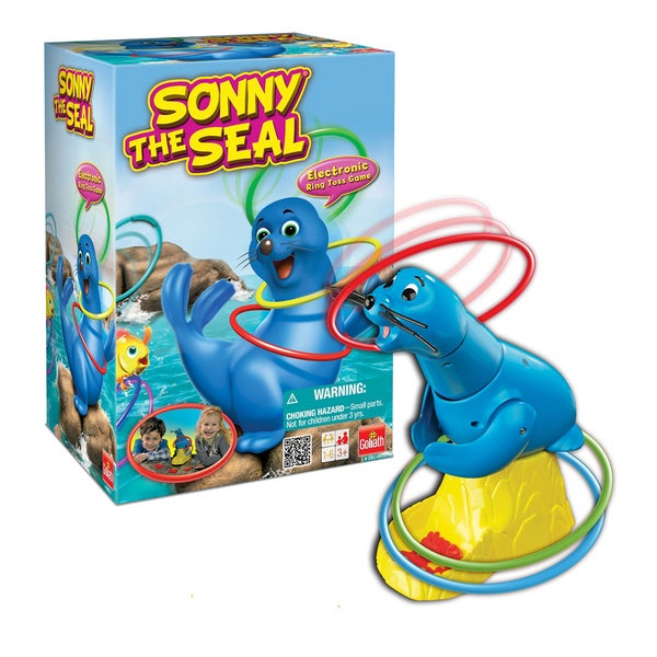 Goliath Sonny the Seal
