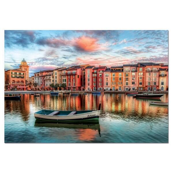 HDR Portofino Italy 2000 Piece Puzzle